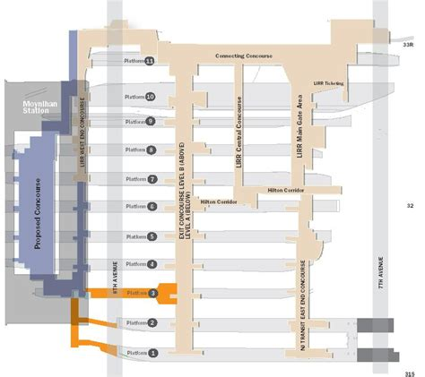 layout york train station penn station floor plan
