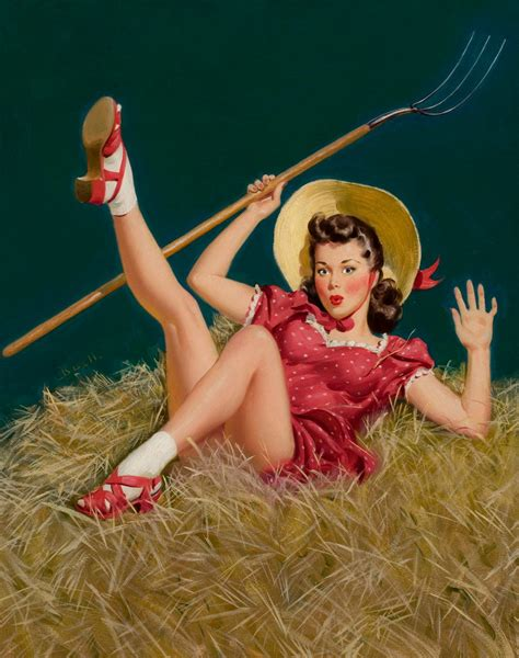 pin up legends of pin up al buell pin up and cartoon girls
