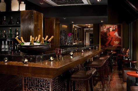Indoor Bar Indoor Bar Area Picture Of Salon De Ning Rooftop New
