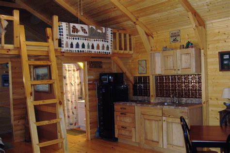 Small Cabin Floorplans by Horseshoe Springs Cabins Hunting Cabin