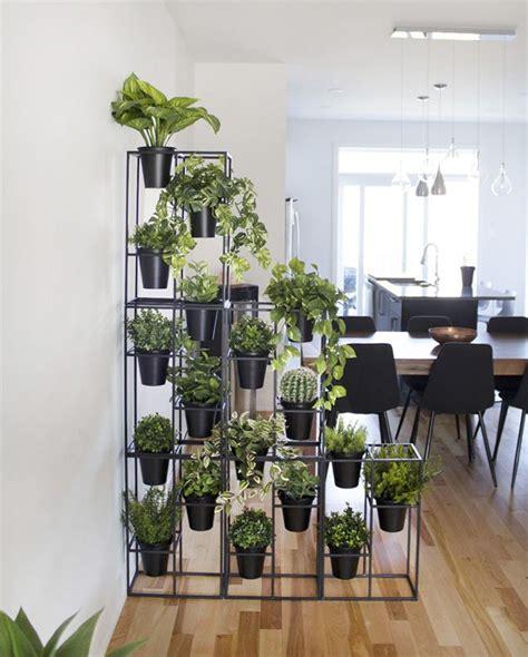 beaux supports pour vos plantes   room