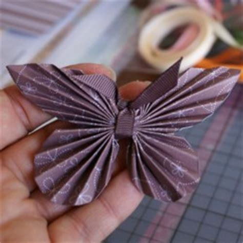 How To Make A 3d Paper Butterfly - paper butterfly