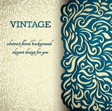 islamic pattern cdr vintage royal blue pattern background free vector download