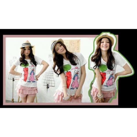 Harga Kaos Secret hf22 setelan carrot jual pakaian murah jual baju
