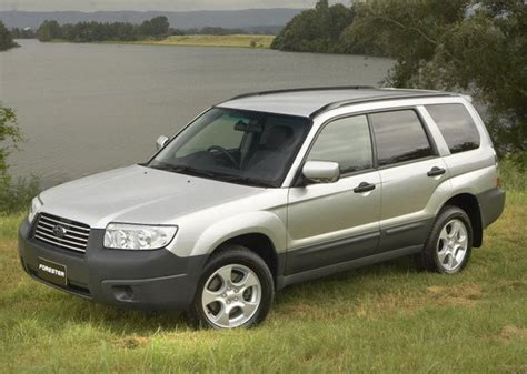 white subaru forester 2006 2006 subaru forester x weekender special edition review