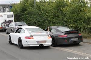 Porsche 996 997 Differences New 991 Gt3 Vs 997 Gt3 In Pics Teamspeed