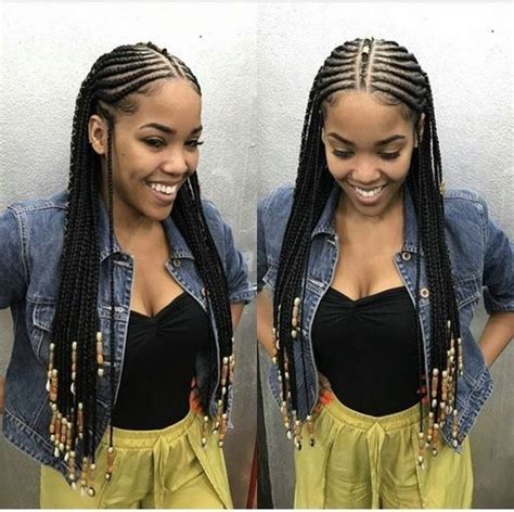 cornrows african american middle part 2051 best bomb hairstyles images on pinterest black