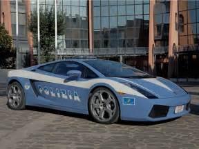 Lamborghini Gallardo Polizia 2004 Lamborghini Gallardo Polizia Supercar