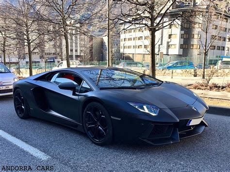 all black lamborghini lamborghini aventador lp700 4 black all andorra