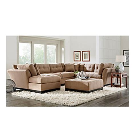 Tufted Living Room Furniture by Hm Richards Beckham Tufted Microfiber Living Room Furniture Collection Tufted Loveseat