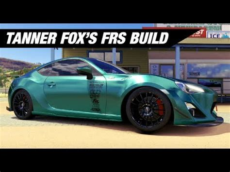 subaru frs tanner fox full download forza motorsport 5 scion fr s toyota gt86