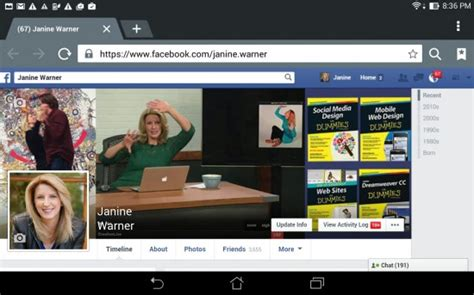 android layout landscape large my updated facebook template works on small and large