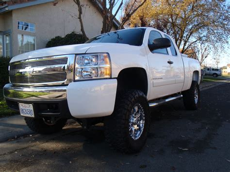 scottymoe  chevrolet silverado  regular cab specs