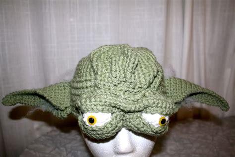 crochet pattern yoda ears yoda hat crochet crochet gorros bufandas chalinas