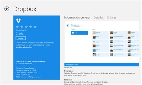 dropbox windows 10 dropbox para windows 10 windows descargar
