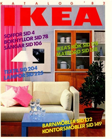 ikea catalogue 2013 ikea catalog covers from 1951 2015