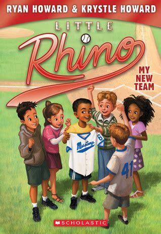 i a rhino books rhino 1 my new team by howard reviews