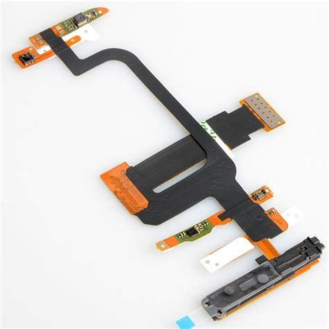 Flexibel Konektor Conektor Nokia N920 flat flex cable for nokia c6 00 cell phone slider maxbhi
