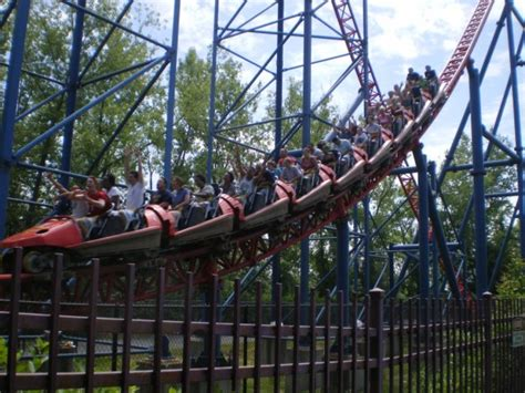 Six Flags New England Gift Card - catching our breath losing it all over again miles to memories