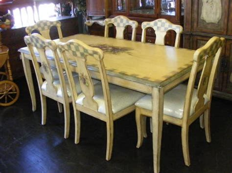 hand painted dining room furniture hand painted dining room tables ohio trm furniture