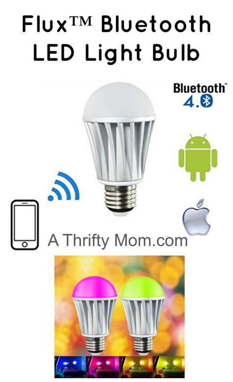 flux smart led light flux bluetooth led light dimmable multicolored