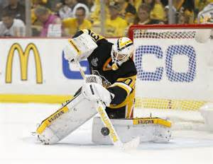 With matt murray signed will the penguins now trade marc andre fleury
