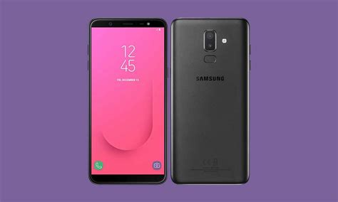 samsung galaxy j8 galaxy j6 galaxy j4 now official rev 252
