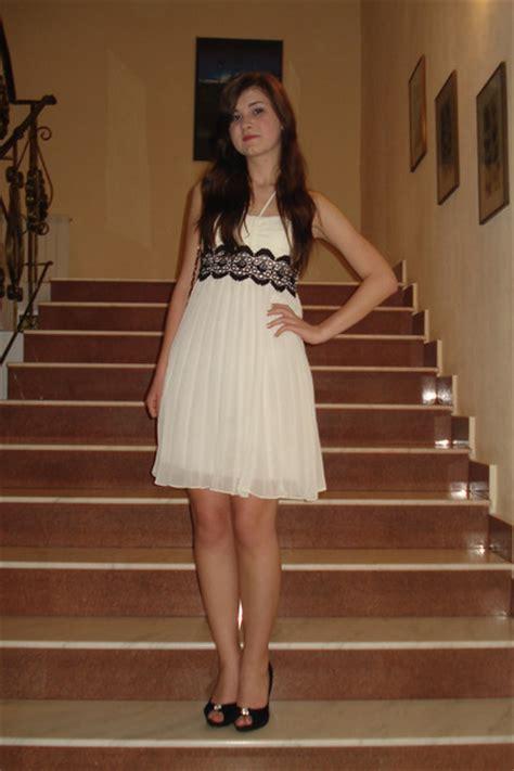 black shoes white dresses quot quot by nicolette