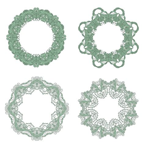 victorian pattern frame free illustration frame edging victorian pattern