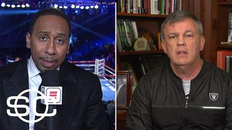stephen a smith disgusted rigondeaux quitting vs