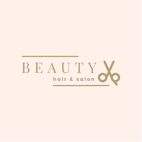 beauty salon logo design vector   vectors
