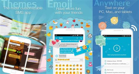 android texting apps top 5 the best texting app for android