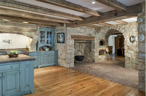 a rustic country kitchen in the early american style what an awesome kitchen farmhouse kitchen or period