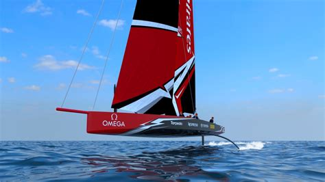 sailing boat racing classes the america s cup class ac75 boat concept revealed 36th