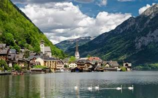 hallstatt austria most beautiful places to live in the world mathias sauer