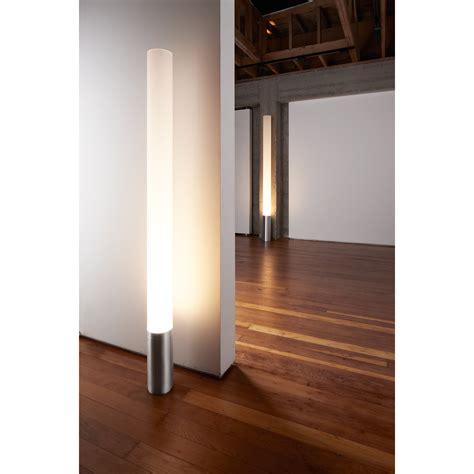 Pablo Designs Elise Column Floor Lamp Reviews Wayfairca