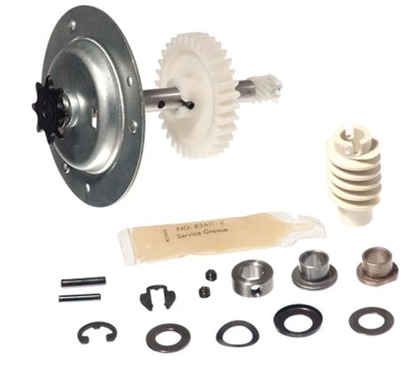 Garage Door Parts Ta Liftmaster 41c4220a Gear Sprocket Kit