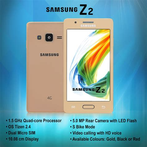 Samsung Z2 buy samsung z2 at best price in india on naaptol
