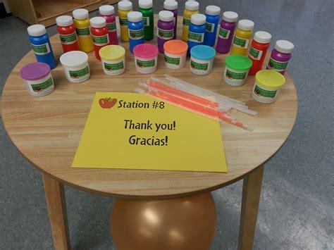 open house ideas open house ideas for preschool