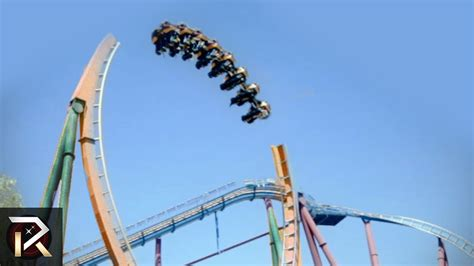 World Rides The Most Terrifying Rides In The World