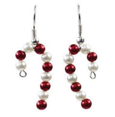 images of christmas earrings top 10 lovely diy christmas beaded earrings
