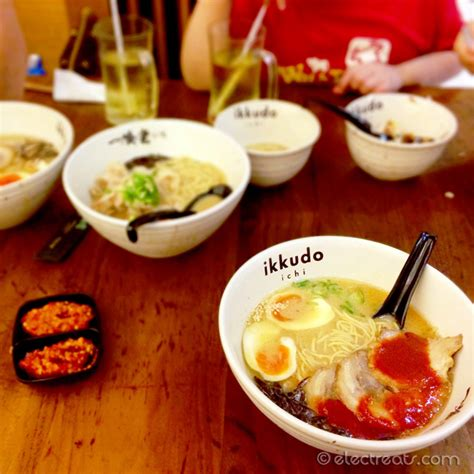 Ramen Indo ikkudo ichi ramen grand indonesia electreats home of food in jakarta