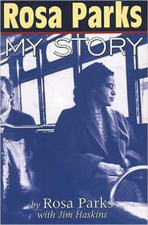 rosa parks picture book rosa parks my story by rosa parks 9780141301204
