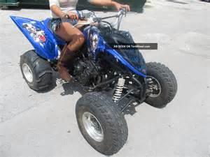 2001 yamaha raptor660 r submited images