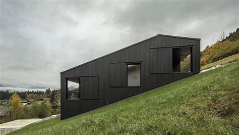 building a house on a slope mountain house maximises a steep slope stuff co nz