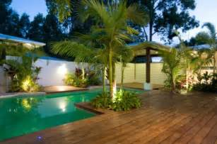 Backyard Ground Ideas Wood Patio Deck Beautiful Pool Best Pool Patio