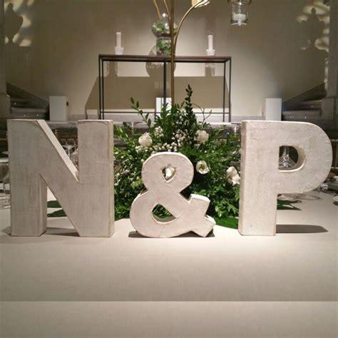 decoracion de letras de madera para boda letras de madera para bodas letras gigantes en madera