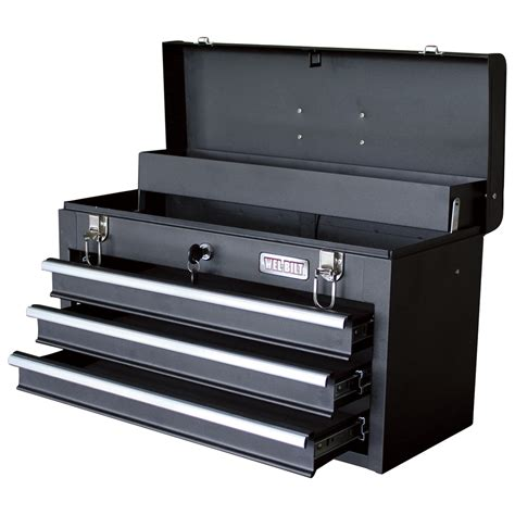 tool box with drawers cheap wel bilt 20in 3 drawer portable steel toolbox tool