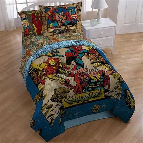 super hero comforter super hero bedding home pinterest
