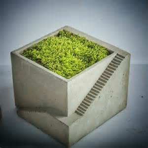 concrete planter inspiration interior design ideas